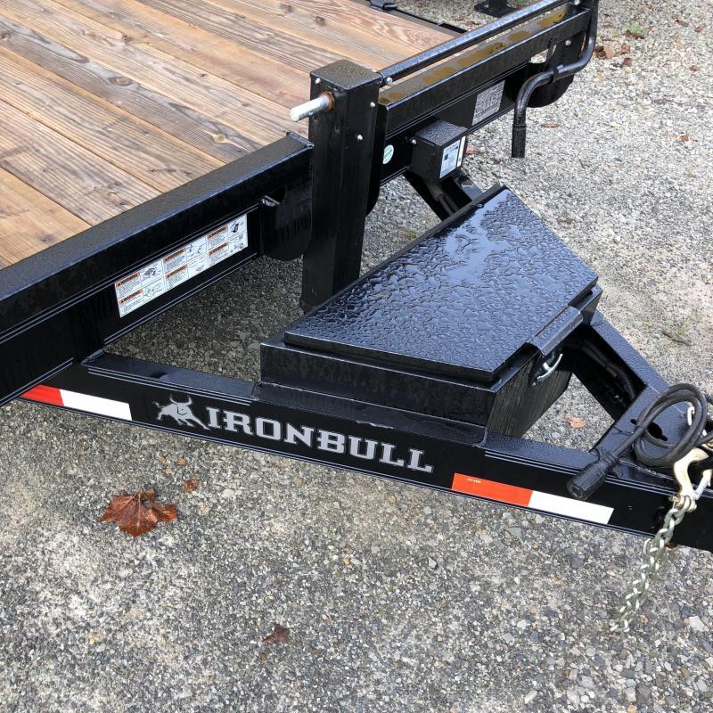 Iron Bull Equipment Trailer 22