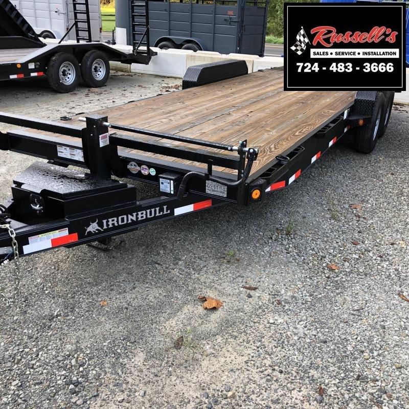 Iron Bull Equipment Trailer 22 in Ashburn, VA