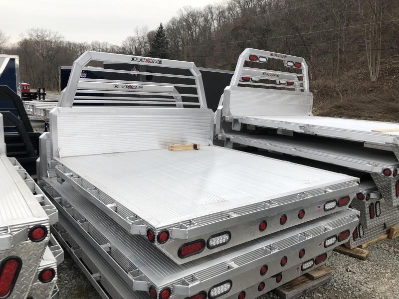 "DuraMag Aluminum 97"""" x 102"" Truck Bed Standard"