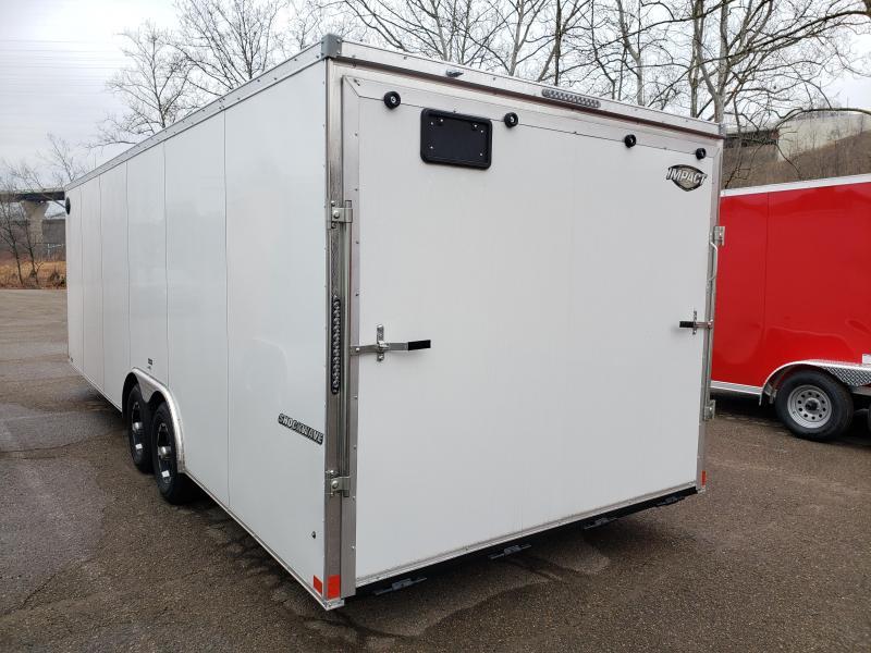 2019 Impact Trailers 8.5x24 Shockwave Enclosed Cargo Trailer