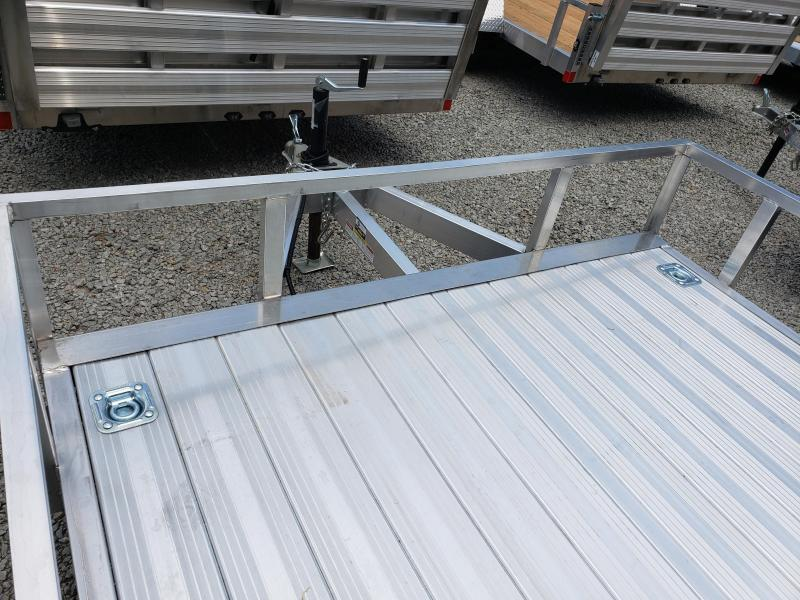 2020 Stealth Trailers 6.5x14 Phantom II Utility Trailer