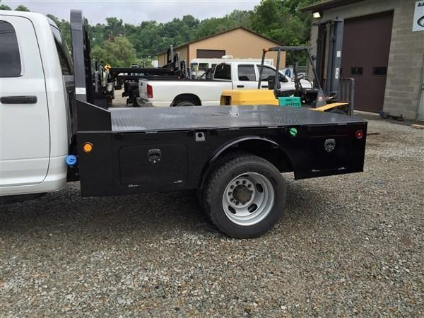 """Norstar ST Skirted 60"""" CTA Cab & Chassis"""