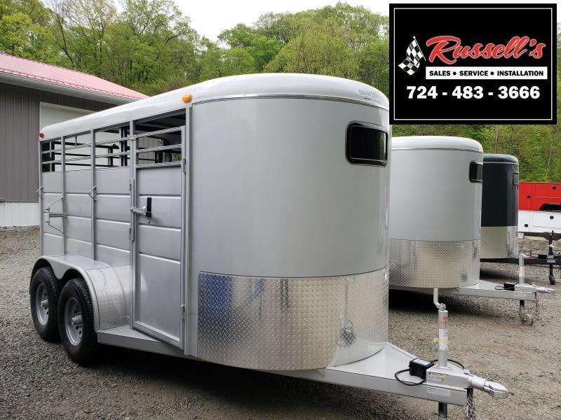 2019 Calico Trailers 14 X 6 X 66'' Livestock Trailer in Ashburn, VA