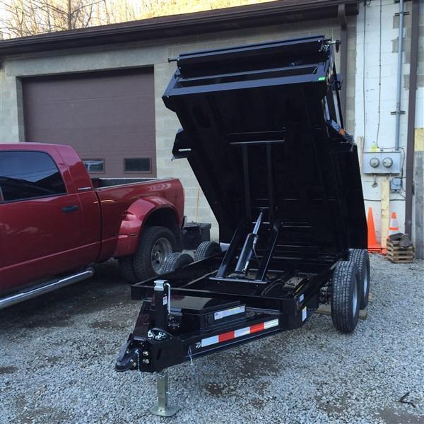 Ironbull 5'x10' Dump Trailer (DTB10)