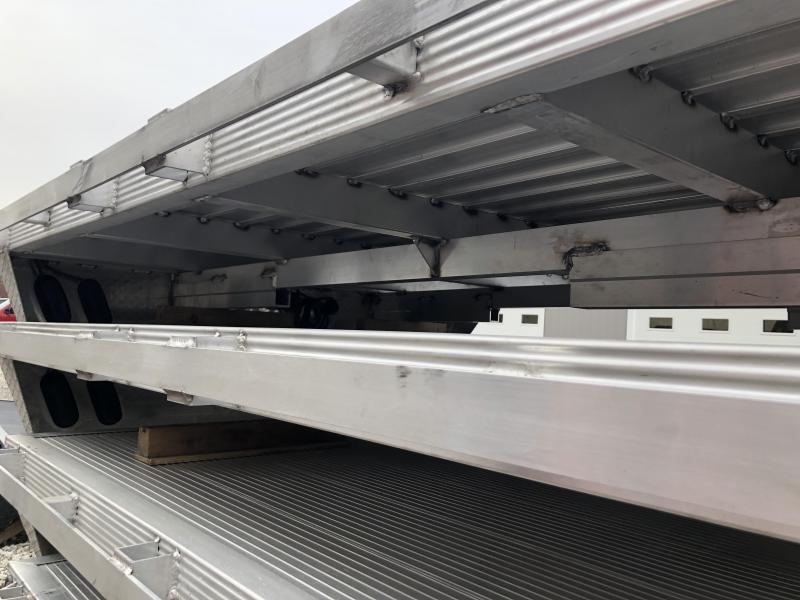 "DuraMag Aluminum 81"" x 102"" Truck Bed -Standard"