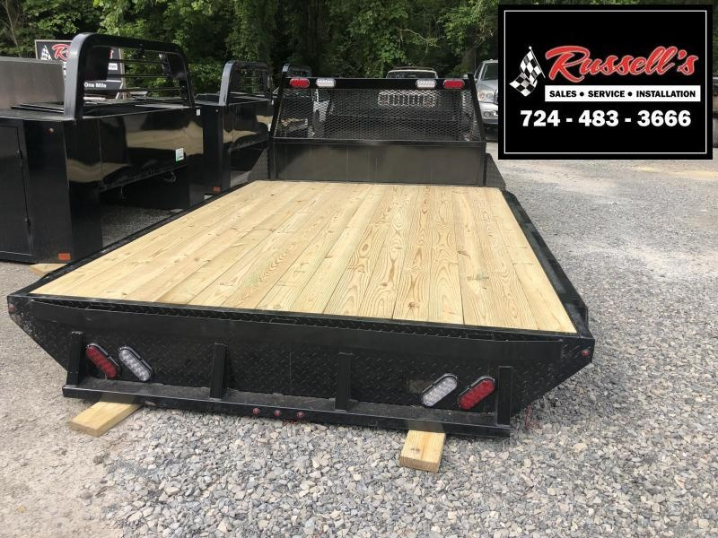"2019 RAS Series Flatbed 84"" CA"