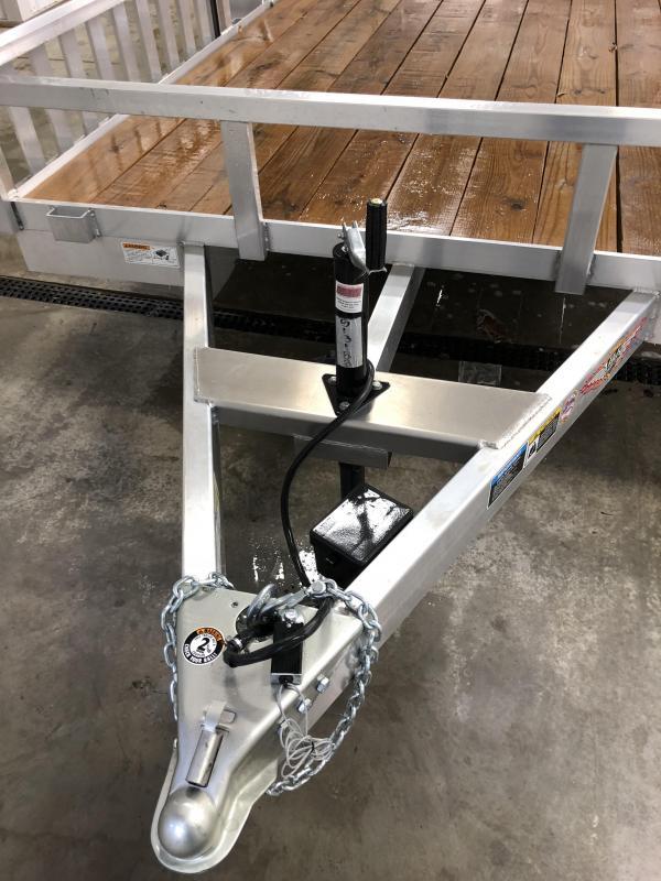 H&H 82X16 ALUMINUM RAILSIDE ATV 7K
