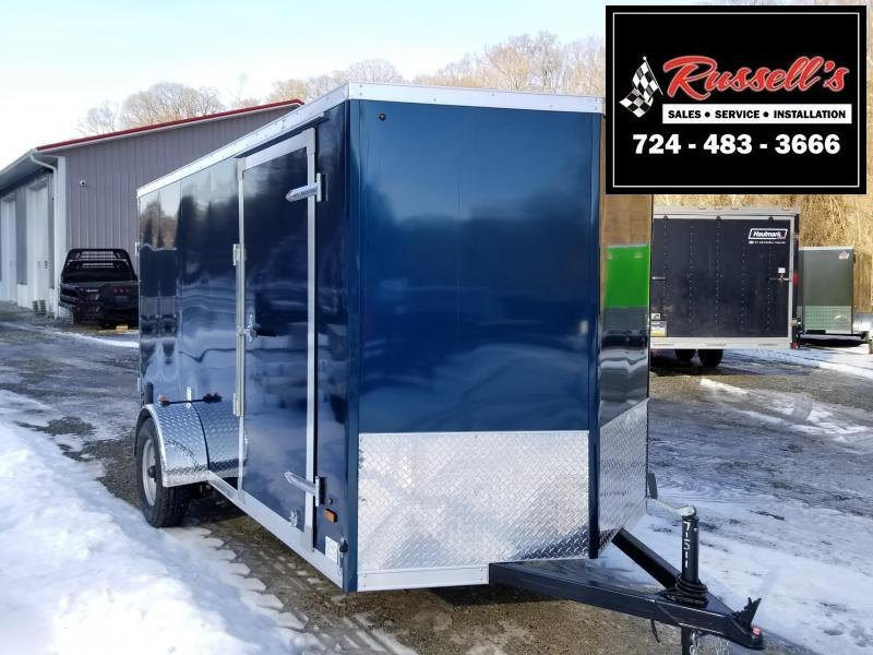 2019 US Cargo ULAFT 6x12 Barn Doors Enclosed Cargo Trailer in Ashburn, VA