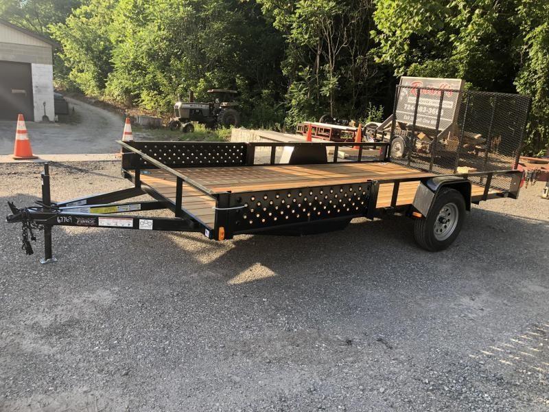 2019 Forest River 14' ATV Utility Trailer