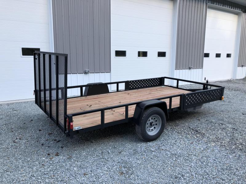 2019 Forest River 14' ATV Utility Trailer