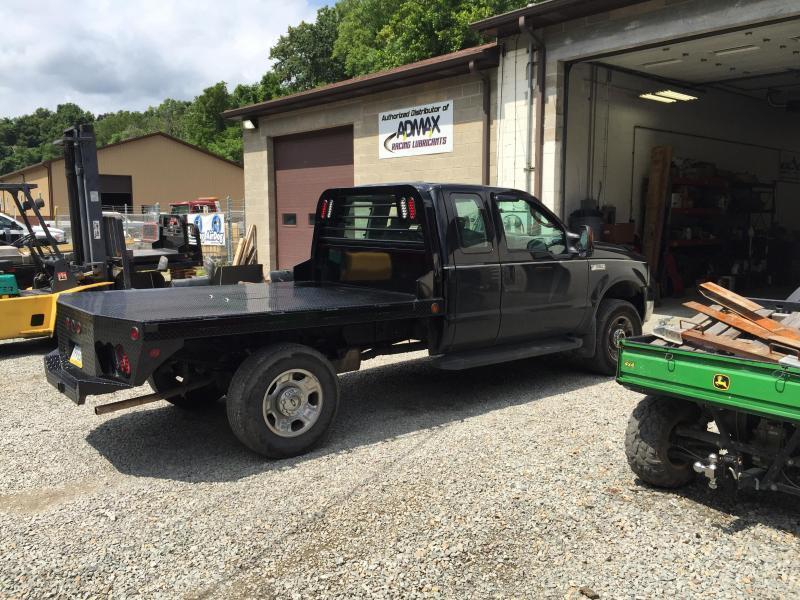 "Norstar SR Single Wheel 56"" CTA 8' Pick Up Bed Removal"