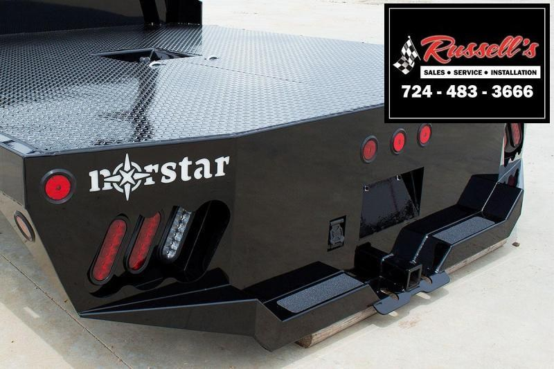 Norstar SF Bed DRW Pickup Bed Removal