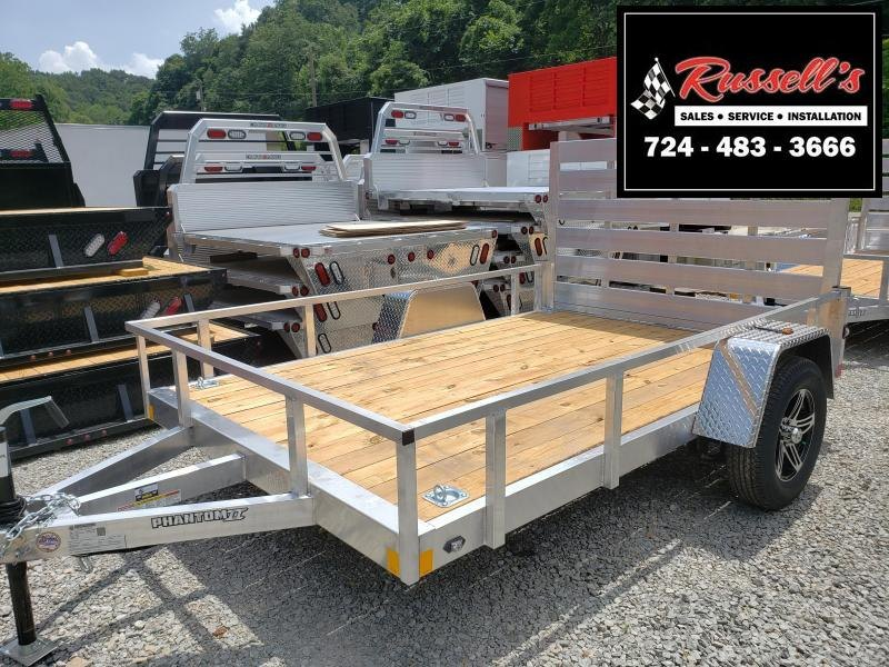 2020 Stealth Trailers 6.5x10 Phantom II Utility Trailer