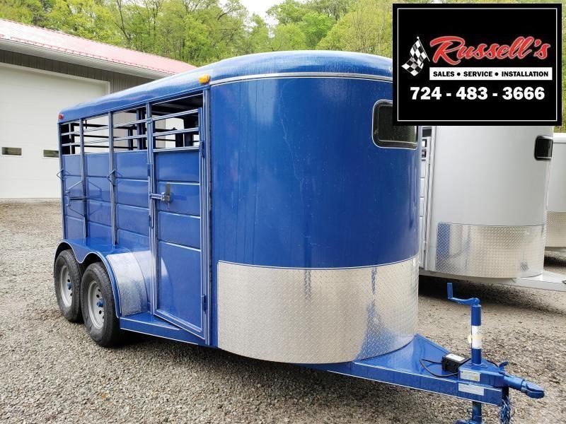 2019 Calico Trailers 14 X 6 X 66 Livestock Trailer in Ashburn, VA