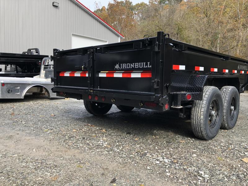 14k lb Low Profile Dump Trailer