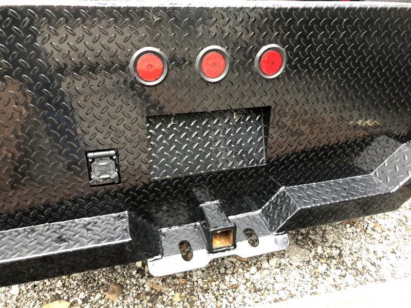 "Norstar SR 11'4"" Truck Bed 84"" CTA"