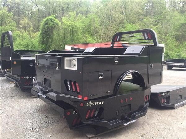 """Norstar SD Bed 60"""" CTA Cab & Chassis"""