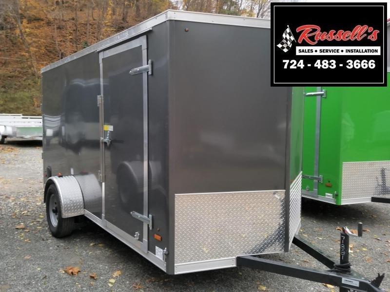 2019 US Cargo ULAFT 6x12 Ramp Door Enclosed Cargo Trailer