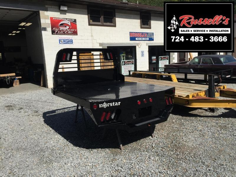 Norstar SF Truck Bed Short Bed Removal