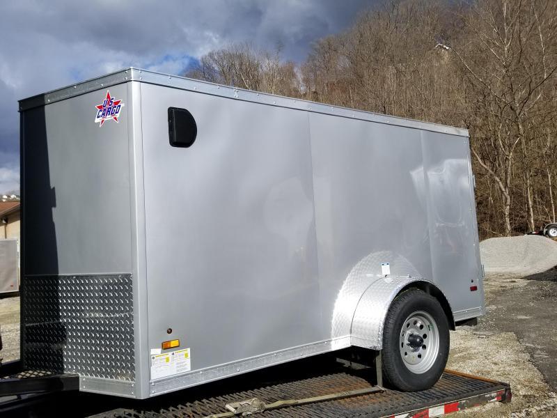 2019 US Cargo ULAFT 5x10 Ramp Door Enclosed Cargo Trailer