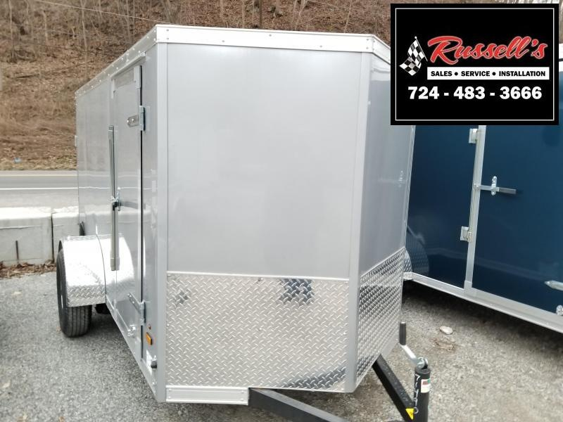 2019 US Cargo ULAFT 5x10 Ramp Door Enclosed Cargo Trailer in Ashburn, VA