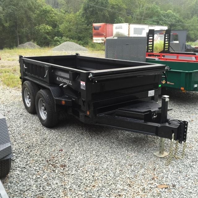 Ironbull 5'x10' -9990 GVWR Dump Trailer (DTB10)