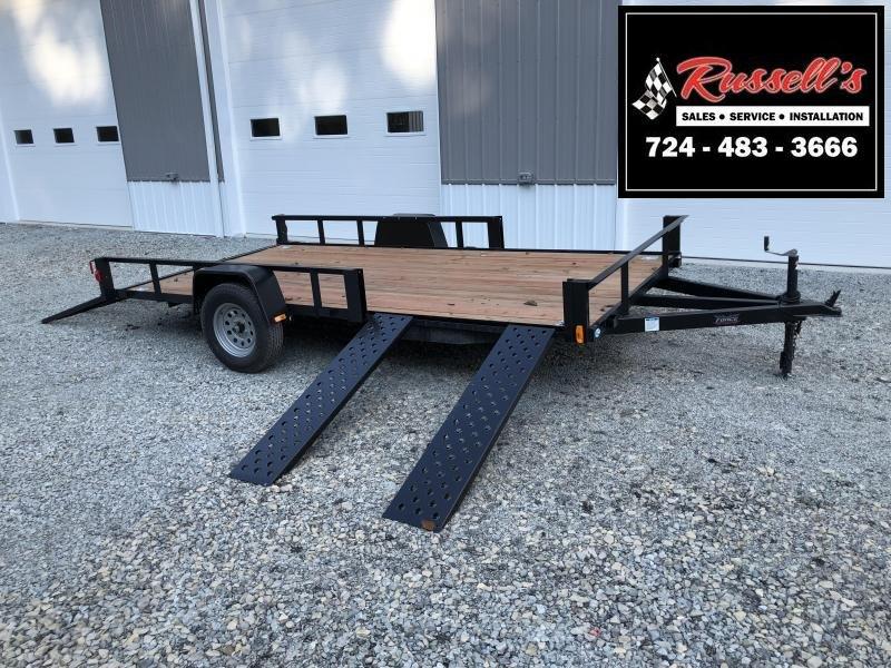 2019 Forest River 14' ATV Utility Trailer in Ashburn, VA