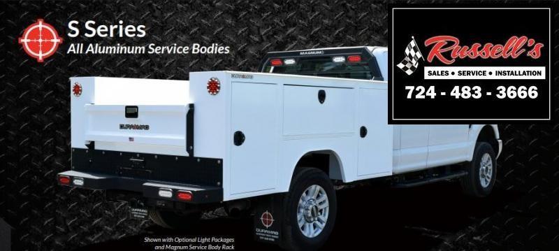 2019 DuraMag S-Series Aluminum Service Body Truck Bed