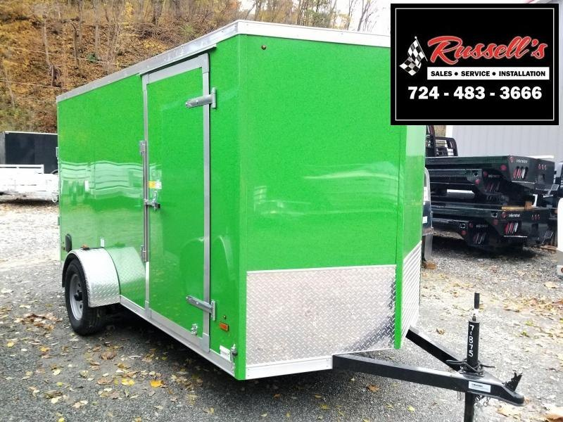 2019 US Cargo ULAFT 6x12 Ramp Door Enclosed Cargo Trailer in Ashburn, VA