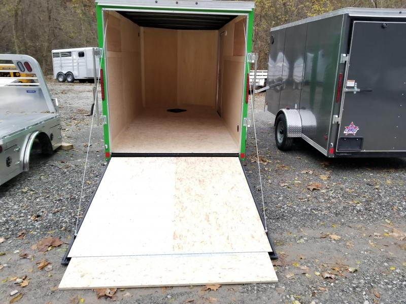 2019 US Cargo ULAFT 6x12 Ramp Door Enclosed Cargo Trailer