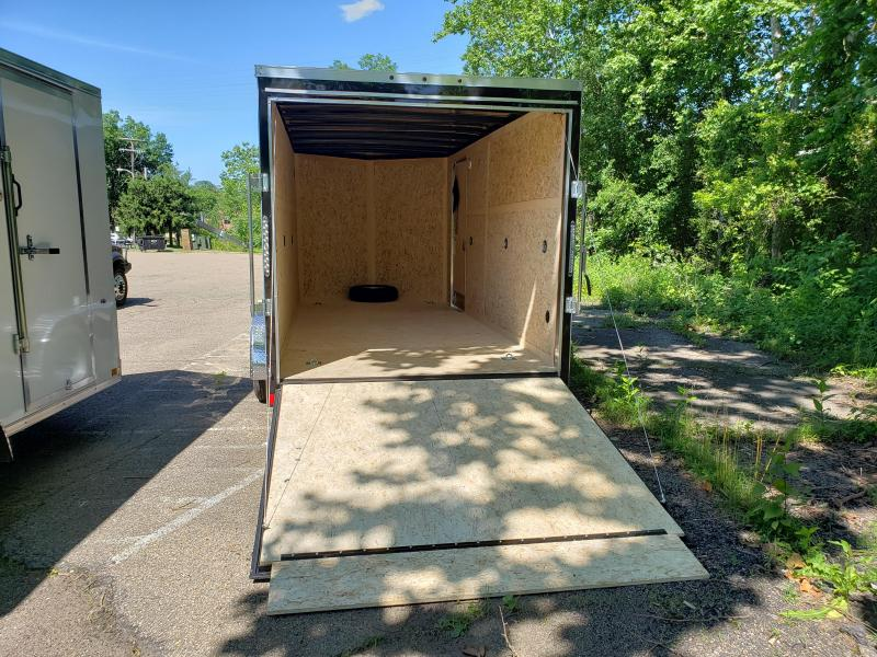 2020 US Cargo ULAFT 7x16 Ramp Door 6 Extra Height Enclosed Cargo Trailer