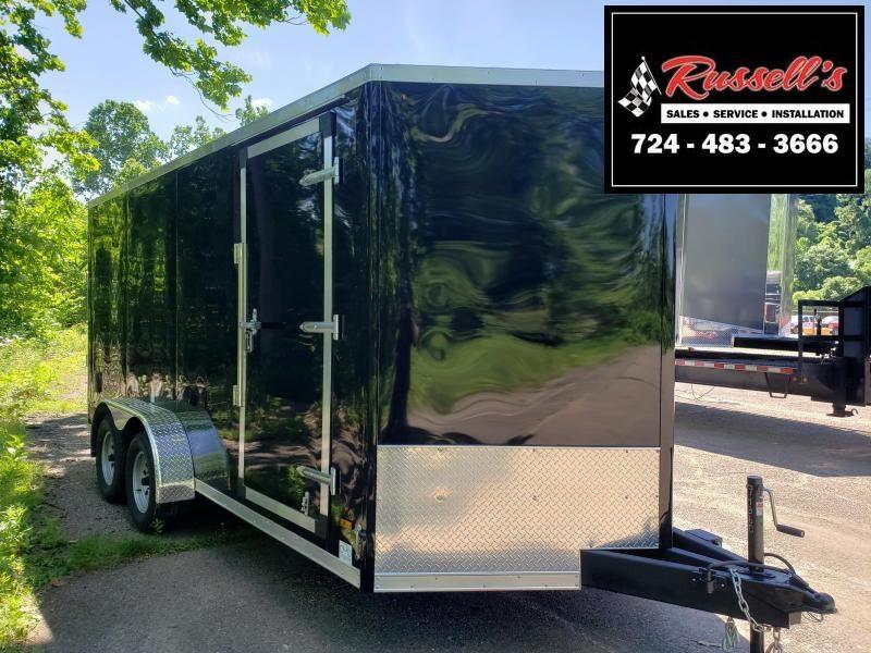 2020 US Cargo ULAFT 7x16 Ramp Door 6 Extra Height Enclosed Cargo Trailer in Ashburn, VA