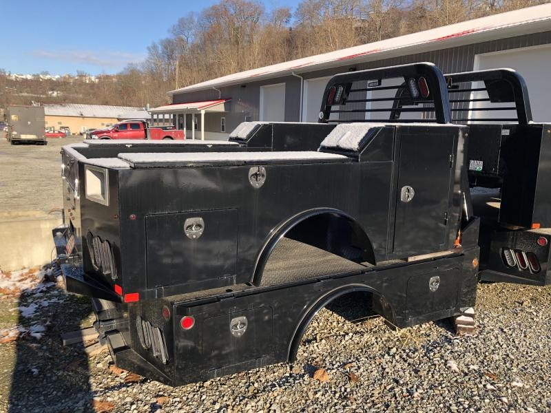 Norstar SD Bed DRW 8' Bed Removal