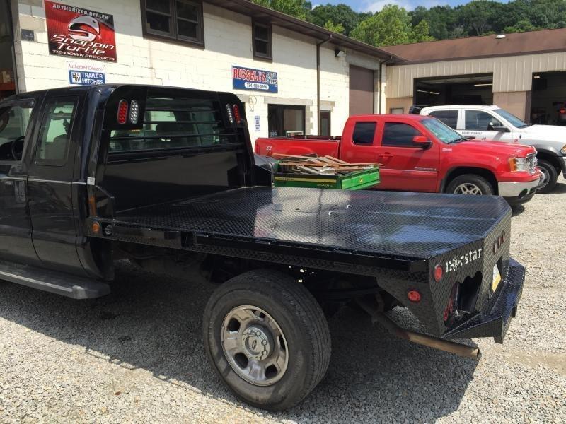 "Norstar SR Single Wheel 56"" CTA 8' Bed Removal"