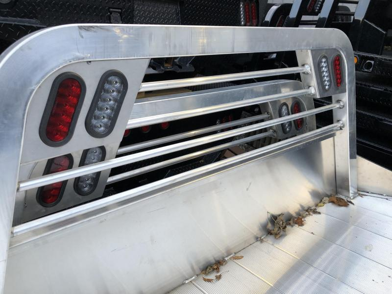 "Norstar AR 86 x 97"" Aluminum Truck Bed"