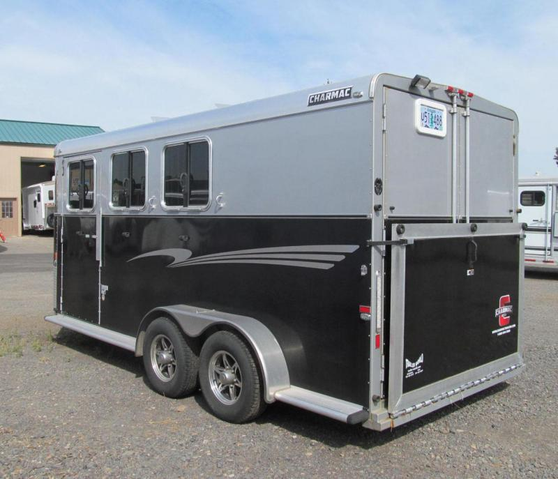 2015 Charmac Trailers Horse Trailer Trailers For Sale