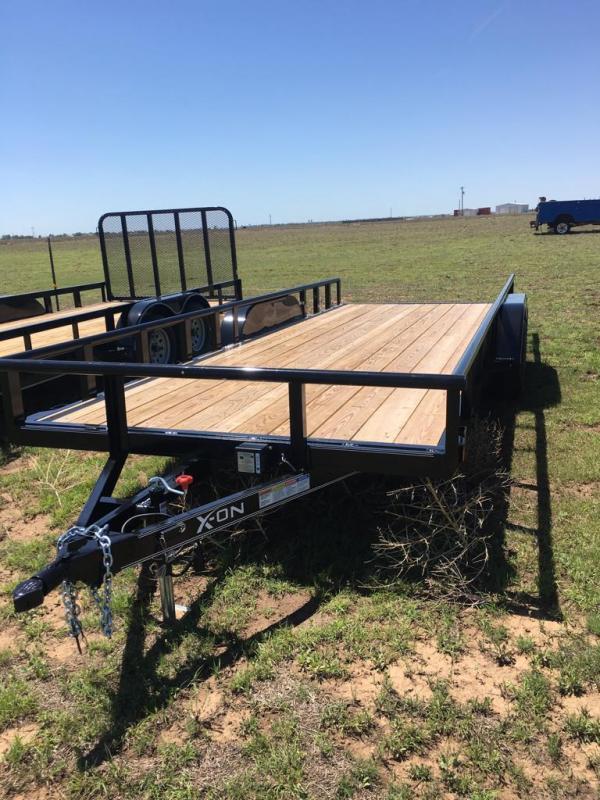 2019 X-On C4-UT Equipment Trailer in Ashburn, VA