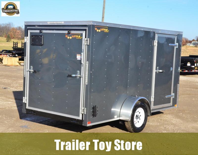 2019 Doolittle 6'X12' Cargo Trailer in Ashburn, VA