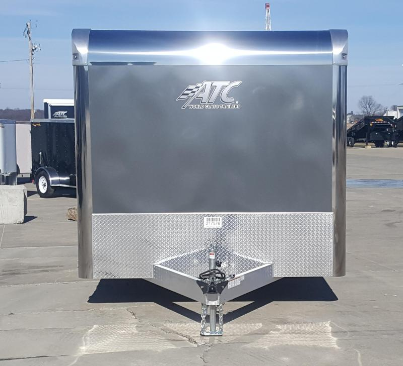 2019 ATC 8.5' X 20' Raven Car / Racing Trailer
