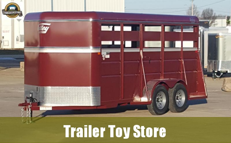 2019 Valley Trailers 26816 Stock Trailer in Ashburn, VA