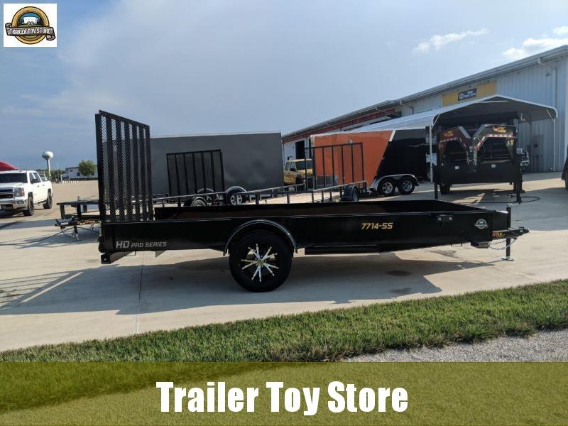 2020 DooLitttle Trailers 7714 SS Utility Trailer