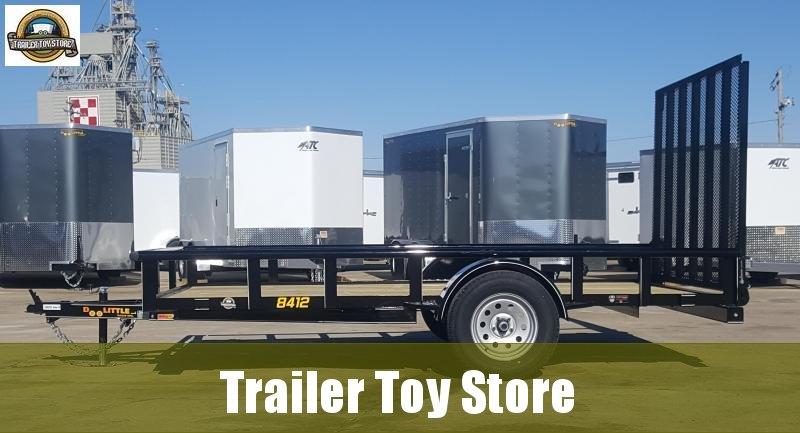 2019 Doolittle 8412 Utility Trailer