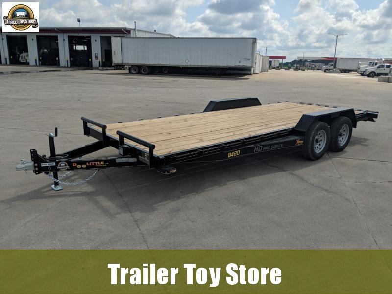 2020 DooLitttle Trailers 8420 Xtreme Equipment Trailer