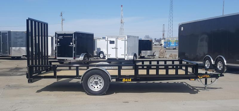 2019 Doolittle 8414 ATV Utility Trailer