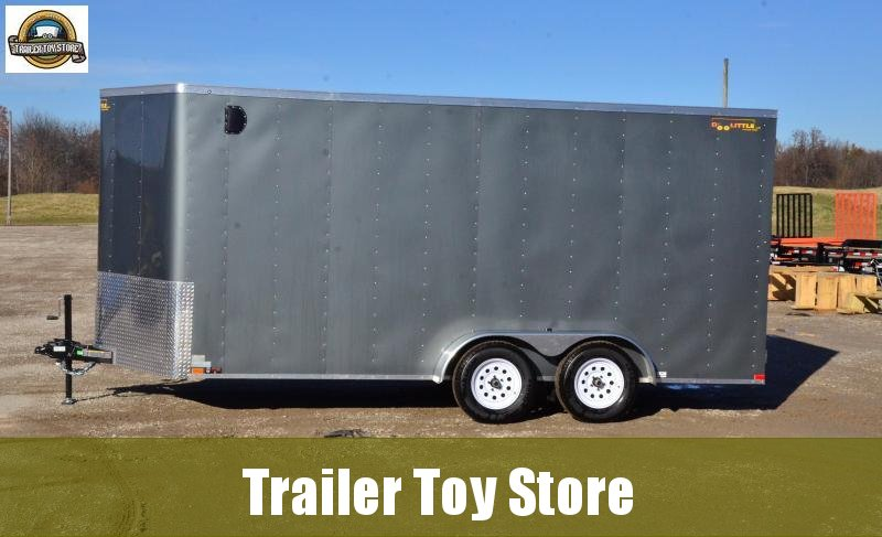2019 Doolittle 7'X16' Cargo Trailer