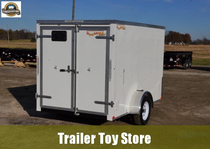 2019 Doolittle Bullitt 6'X10' Cargo Trailer