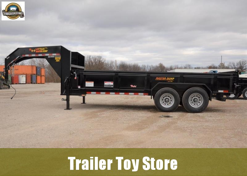 2019 Doolittle Gooseneck 8216 Master Dump Trailer in Ashburn, VA