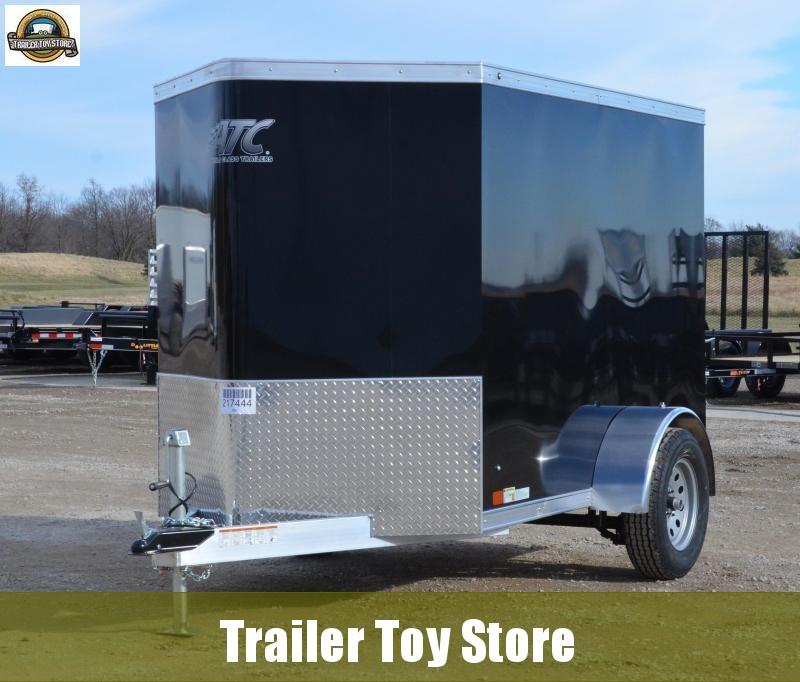 2019 ATC 5' X 8' Raven Cargo Trailer in Ashburn, VA