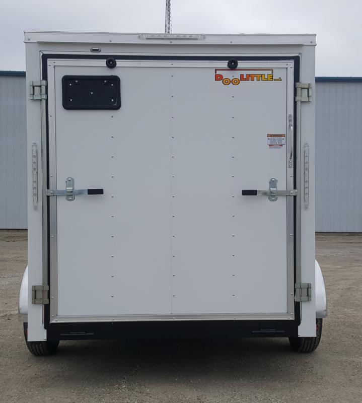 2019 Doolittle 6'X10' Cargo Trailer