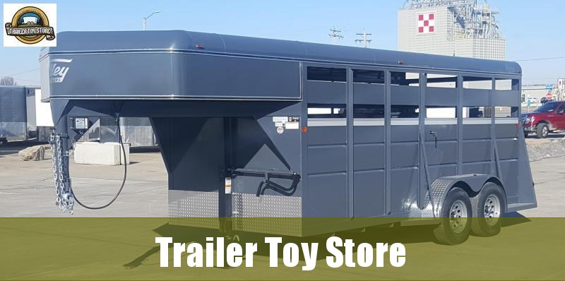 2019 Valley Trailer Gooseneck 76816 Stock Trailer in Ashburn, VA